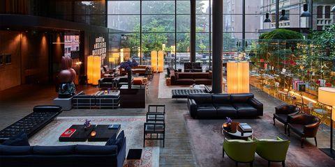 lounge conservatorium hotel amsterdam
