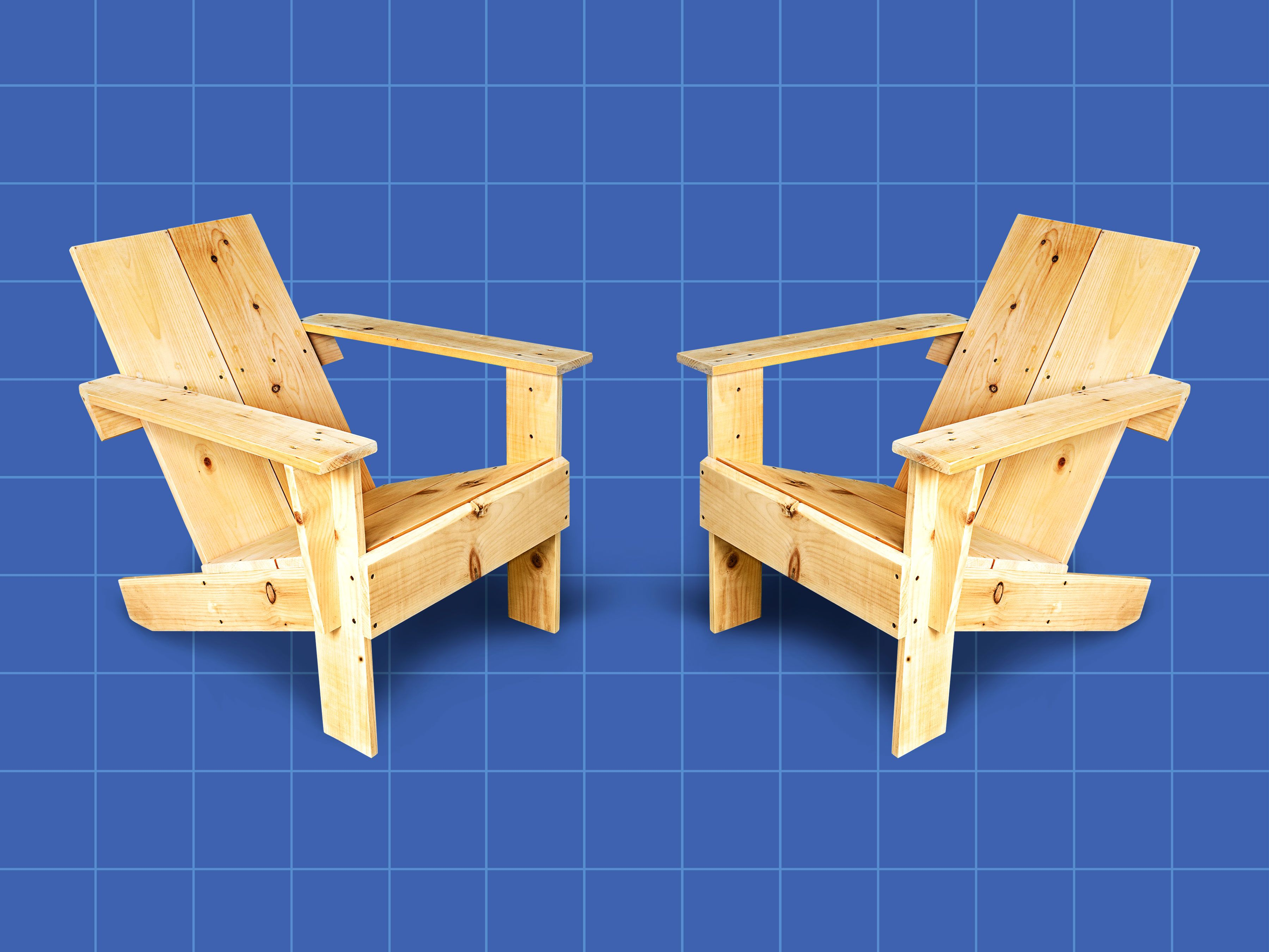 Diy Lounge Chair How To Make An Adirondack Chair
