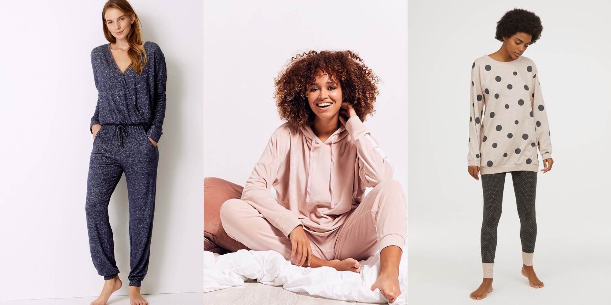 The best loungewear to cosy up in on New Year's Eve
