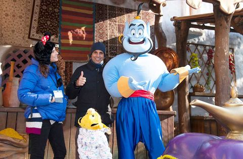 Fran Rivera, Nuria Roca, Chiara Ferragni y Zara Larson celebran 90 aniversario de Mickey Mouse