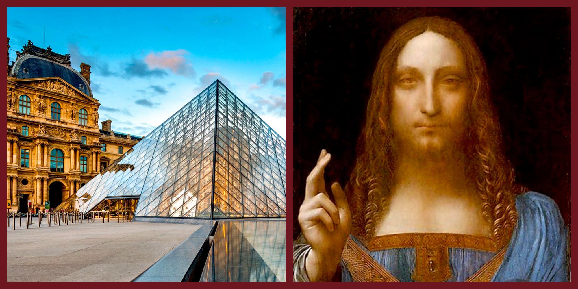 Why the Salvator Mundi Isn't in the Louvre's Blockbuster Leonardo da Vinci Exhibit
