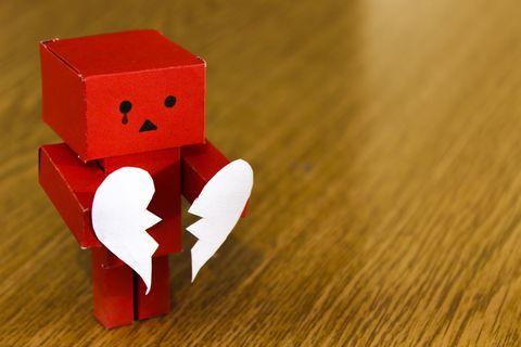 cómo romper con tu pareja
