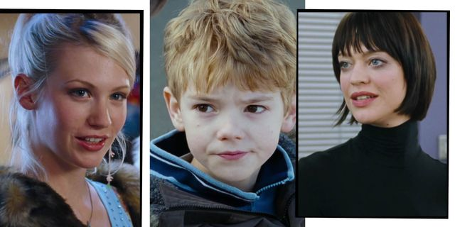 A Look At The 'Love Actually' Cast, Then And Now