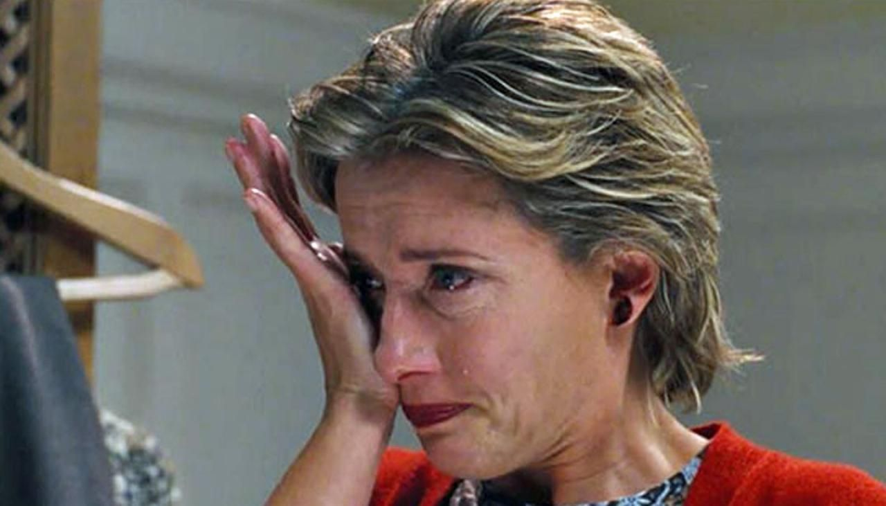 Emma Thompson's Love Actually Cheating Scene Actually Happened to Her in Real Life