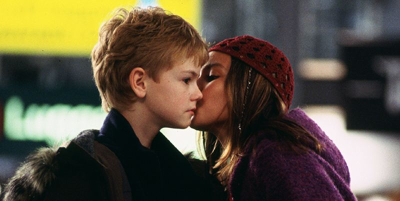 Image result for love actually kiss