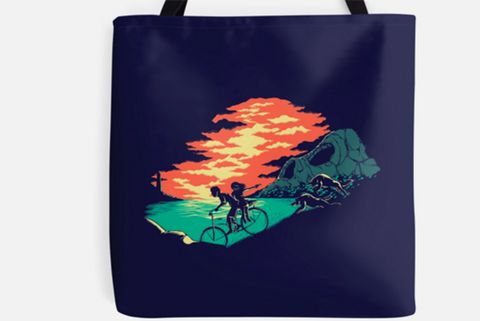 Love Adventures Tote Bag