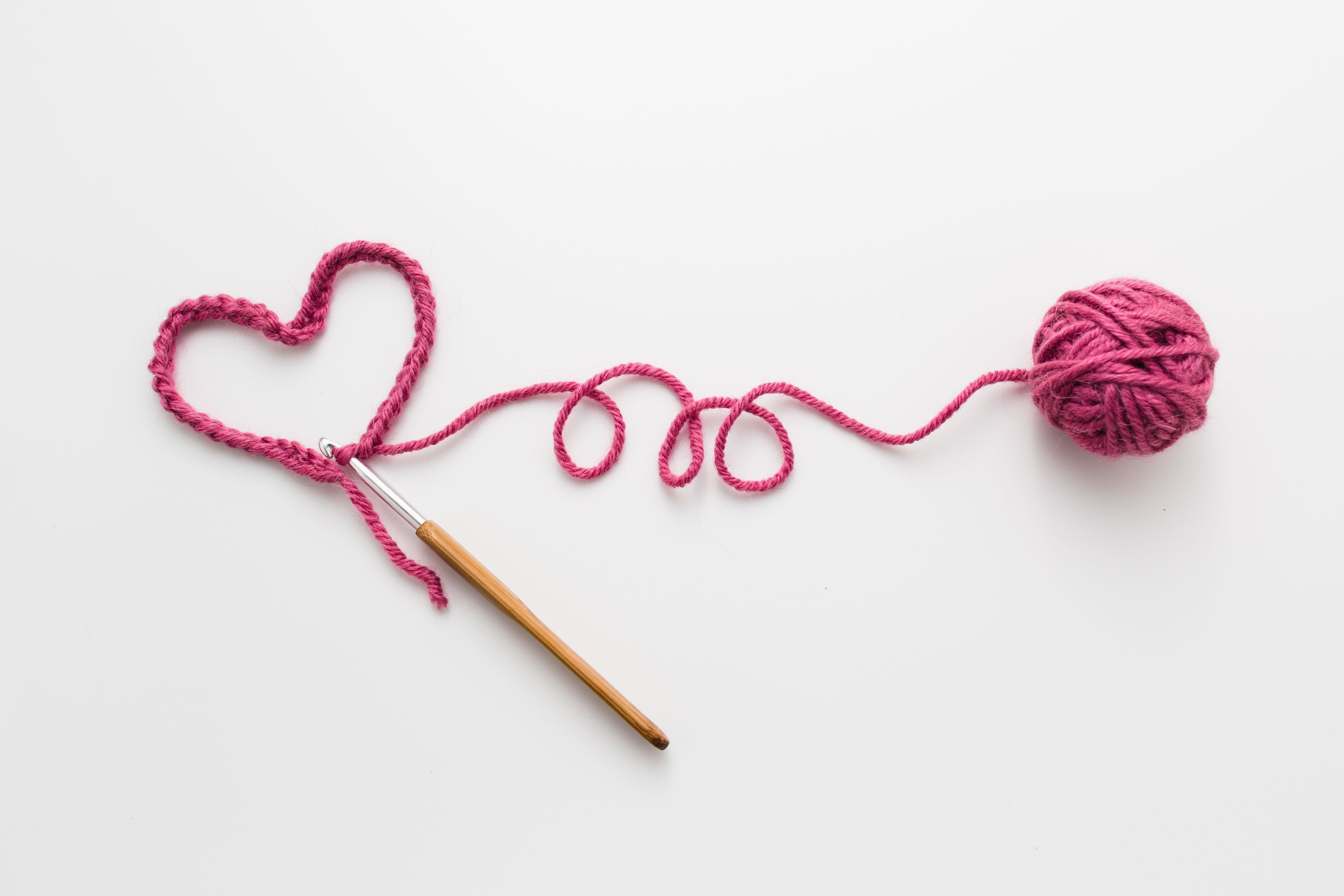 How to crochet for complete beginners