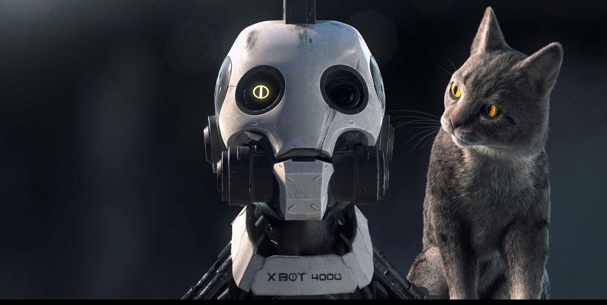 love death and robots gif ile ilgili görsel sonucu