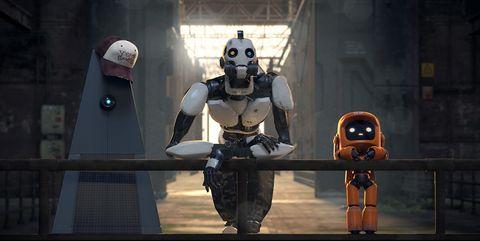 Love Death Robots Serie Netflix