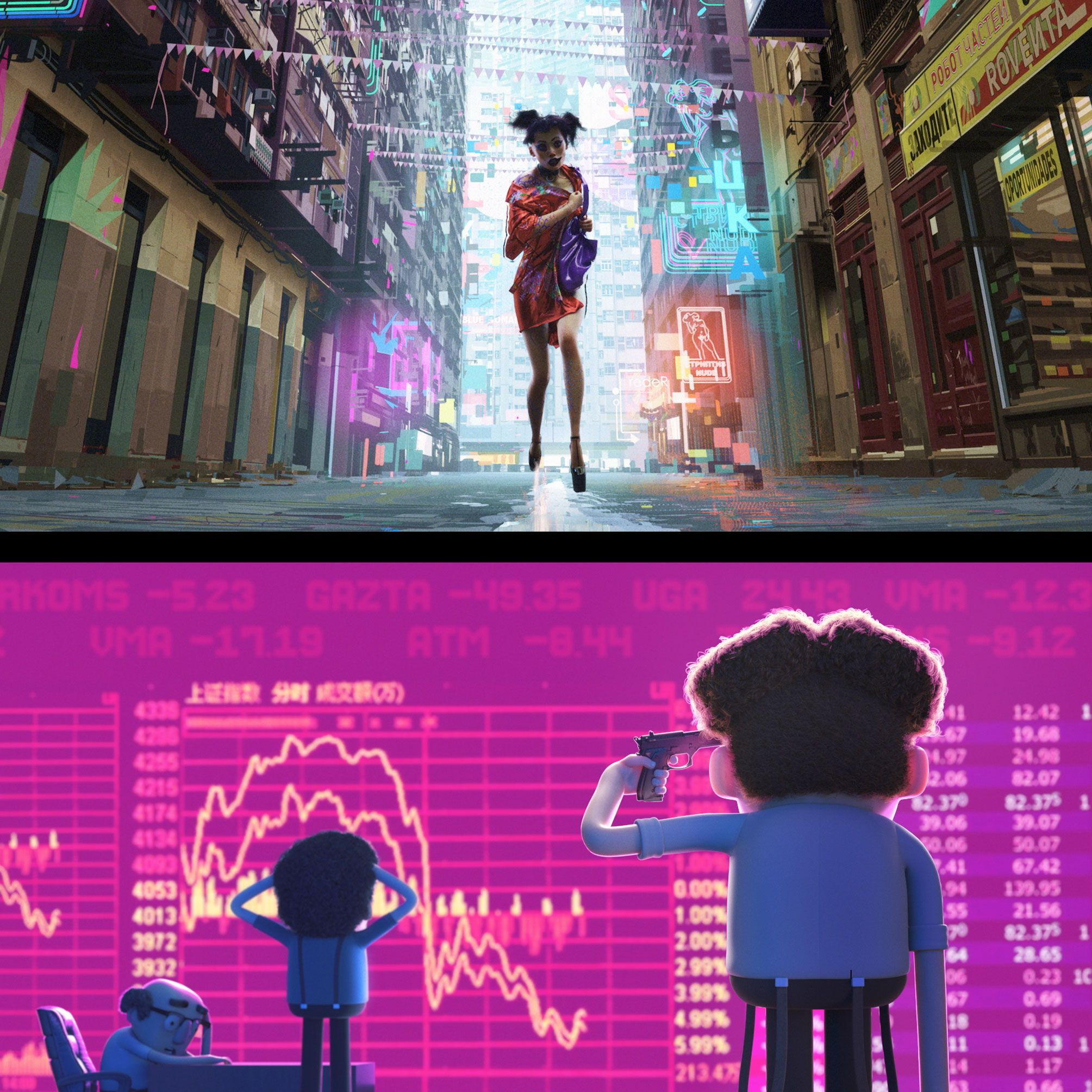 Netflix's Love Death + Robots has one very big problem and