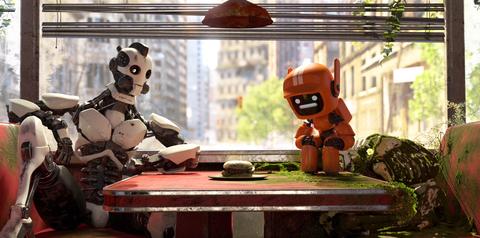 Love death and robots: una de las mejores series animacion de netflix