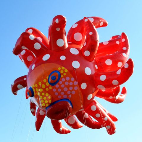 Macy's Unveils New Balloons For The 93rd Annual Macy's Thanksgiving Day Parade®