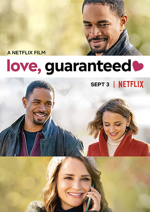 love guaranteed movie netflix