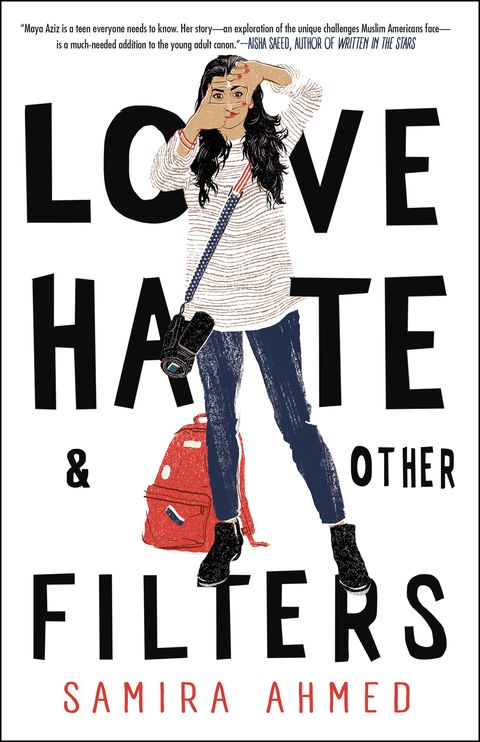 22 best young adult books of 2018 so far must read ya novels 2018 love hate and other filters book solutioingenieria Images
