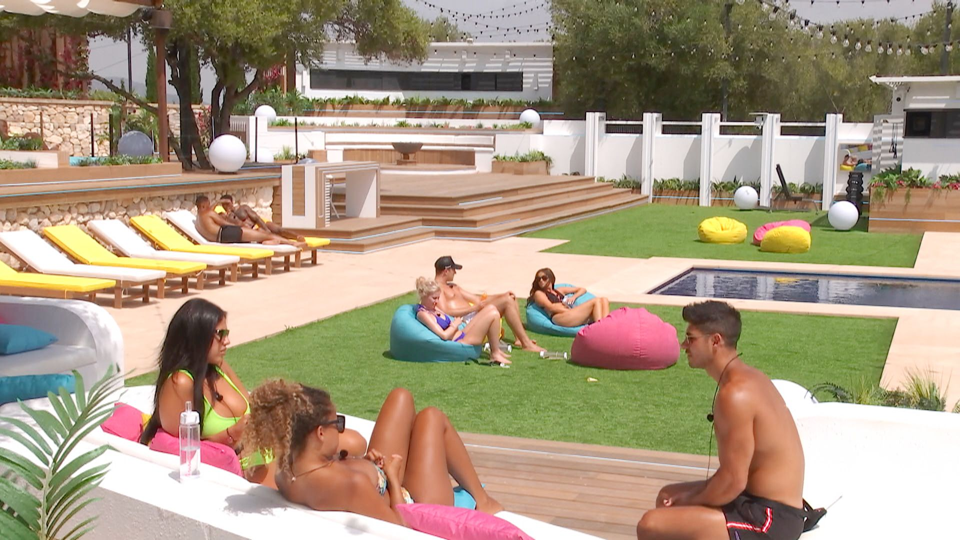 "The Love Island contestants are subject to ""unannounced drug testing"" in the villa"