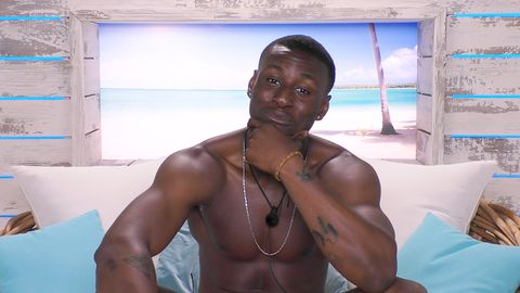 Here's why Sherif Lanre was booted out of Love Island
