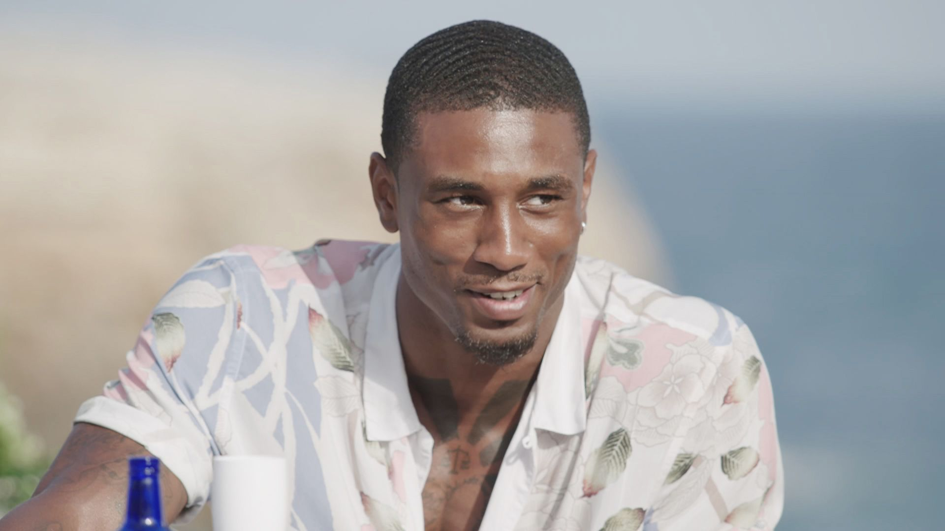 Love Island's Ovie Soko reveals the truth about Amber Gill romance