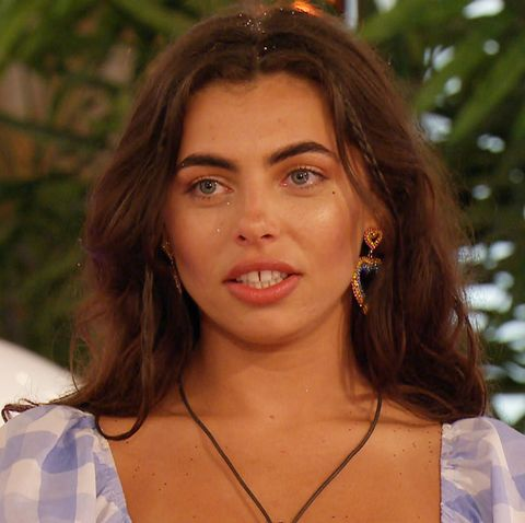 "Love Island's Francesca Allen thinks Maura Higgins and Curtis Pritchard are ""genuine"""
