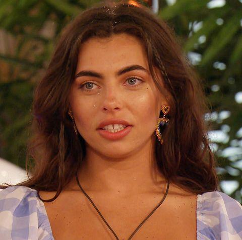"""Love Island's Francesca Allen responds to claims she called Caroline Flack a """"dirty paedo"""""""