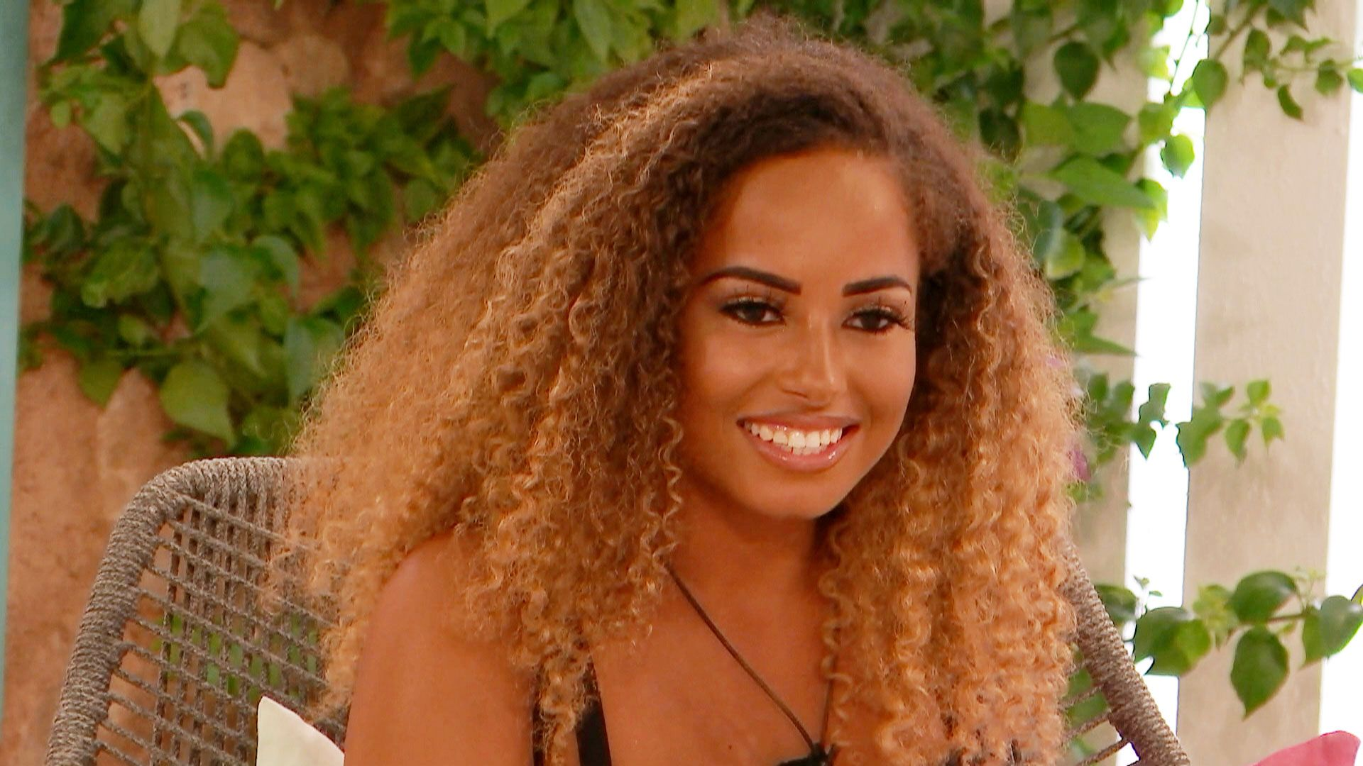 Love Island's Amber Gill ditches her trademark curls – and she's unrecognisable