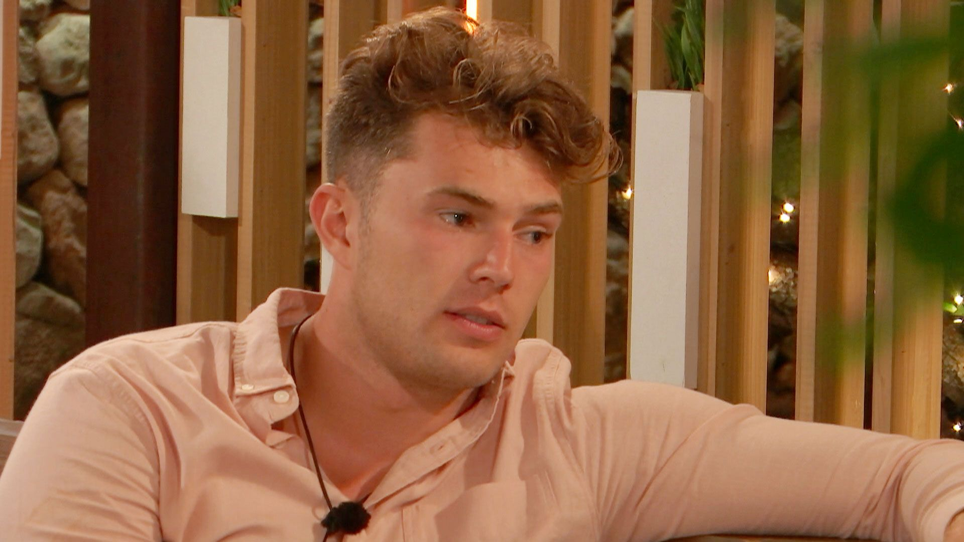 "Love Island star Curtis Pritchard reveals ""fat-shaming"" he's faced since coming out of the villa"