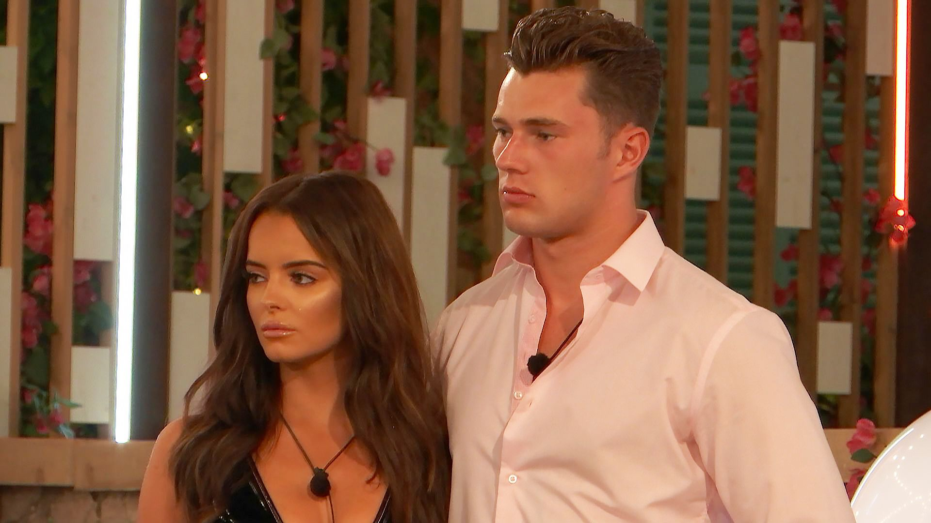 Love Island's Curtis Pritchard discusses how his and Maura Higgins' busy schedules affect their relationship