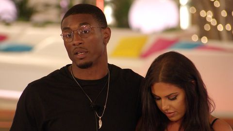 Love Island's Anna's family release statement over recoupling criticism