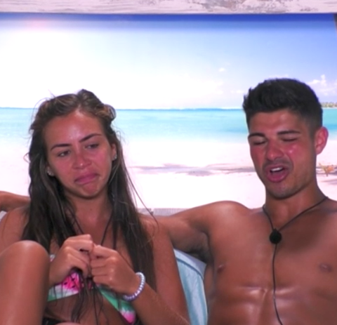 Love Island's Elma Pazar thinks all the boys have broken this one rule
