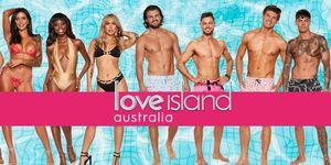 Love Island: Australia cast©ITV Plc