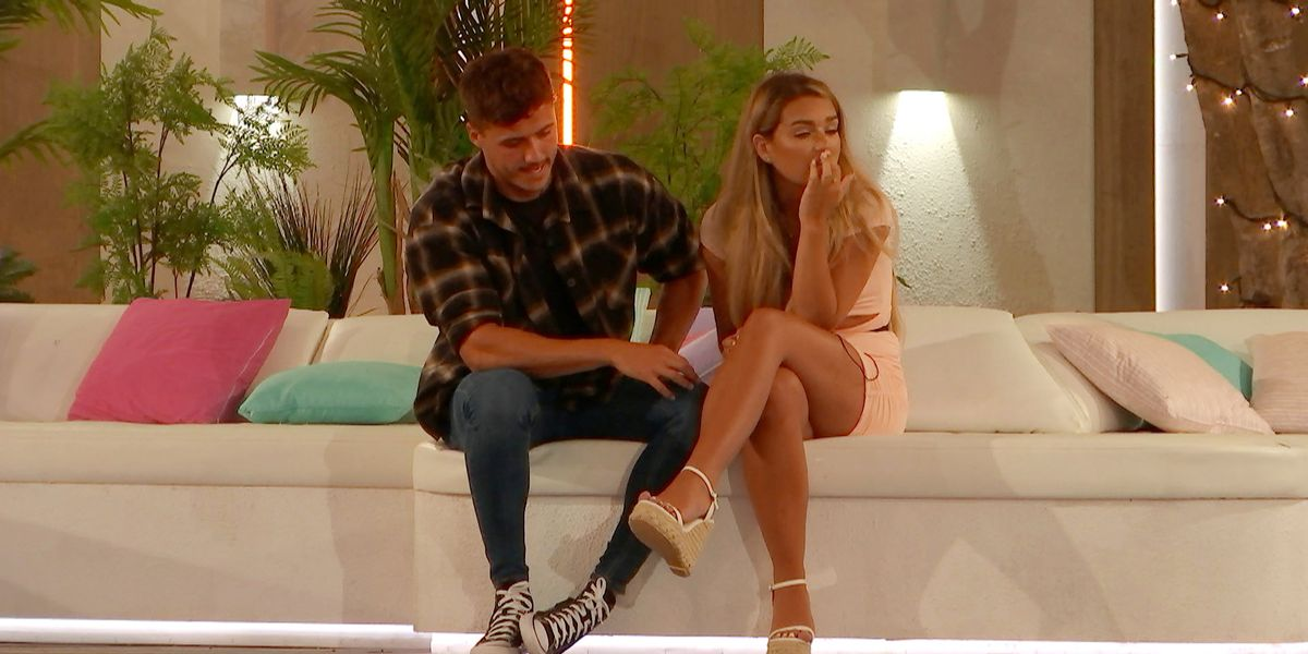 Love Island's newest dumped contestant admits remorse over exit