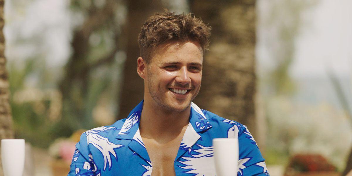 Unique: Love Island's Brad talks Lucinda transferring on within the villa