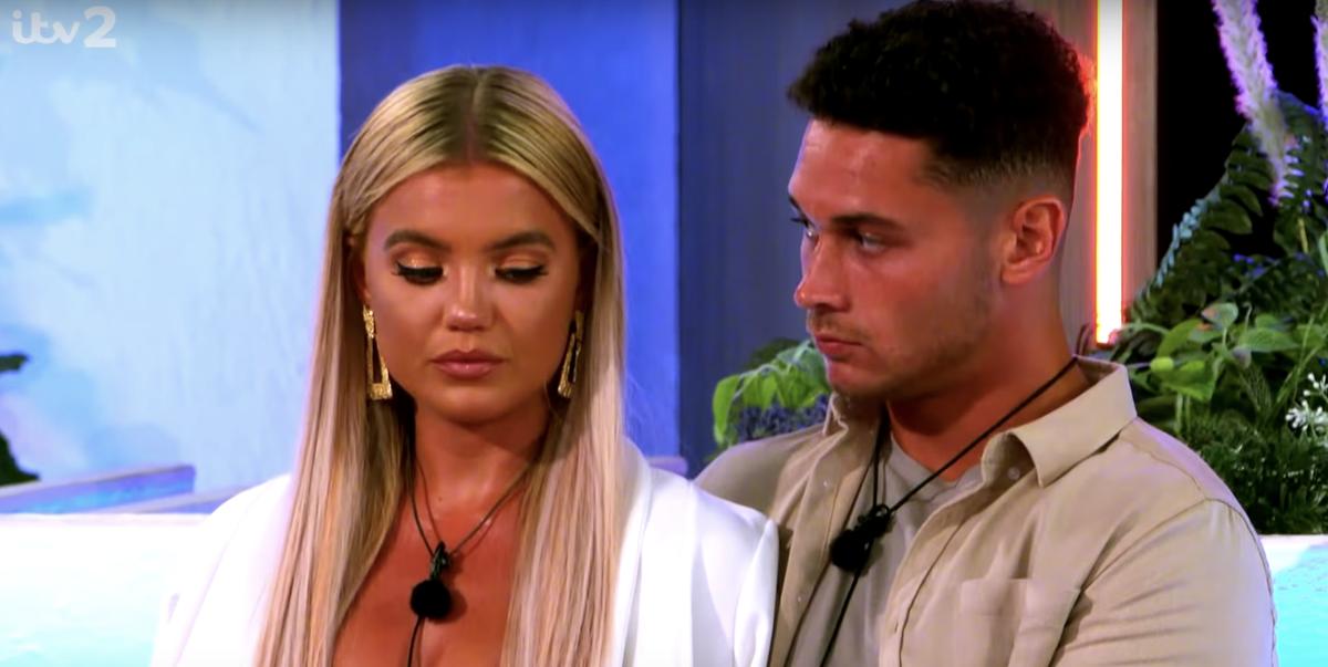 Love Island dumps Jamie and Natalia days before finale
