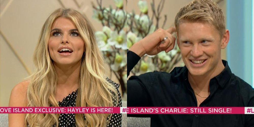 love island hayley charlie