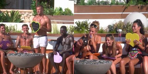 Love Island fans couldn't handle the way Chris spelled Jason Statham