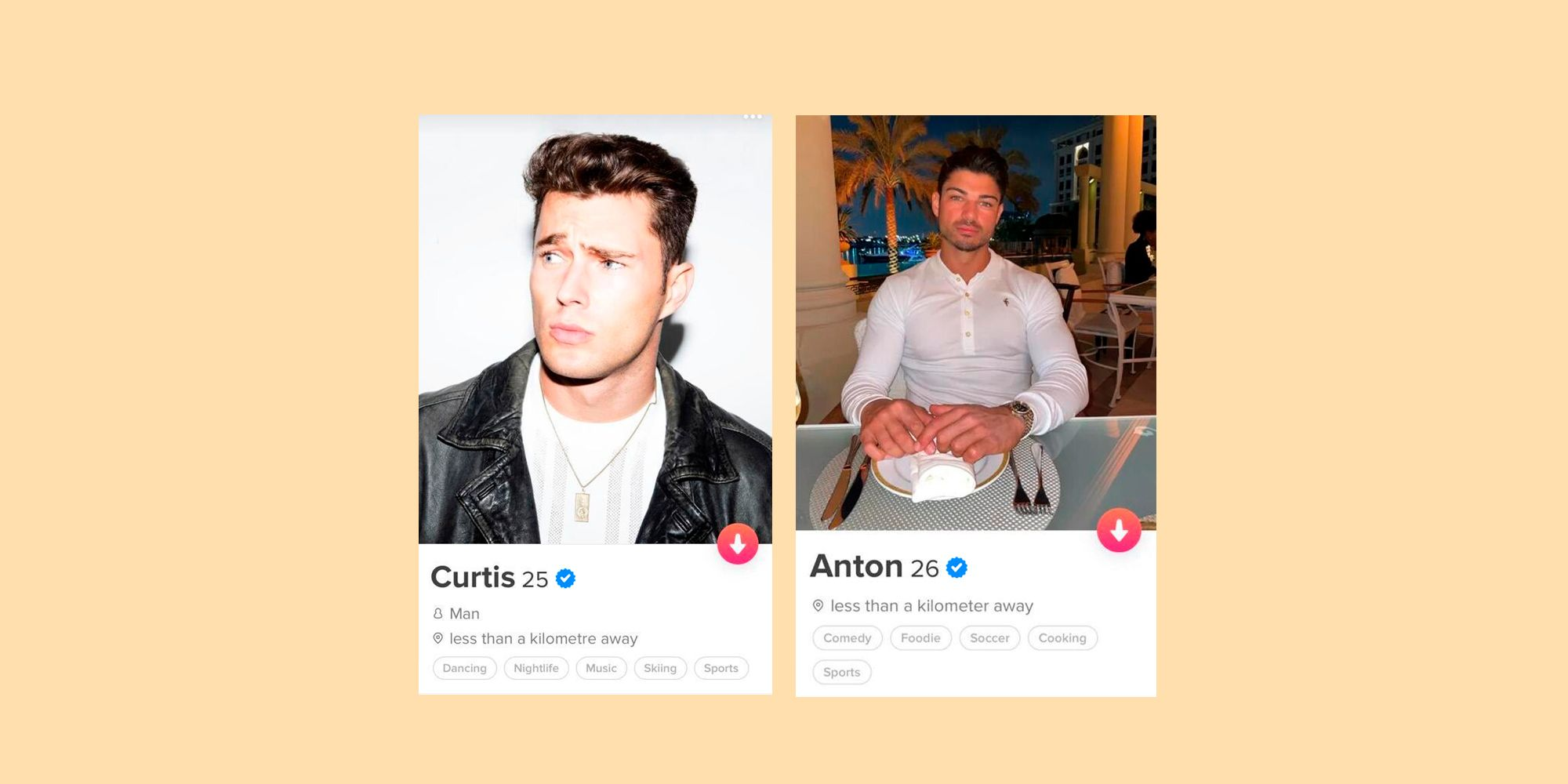 Tinder fake profile checker