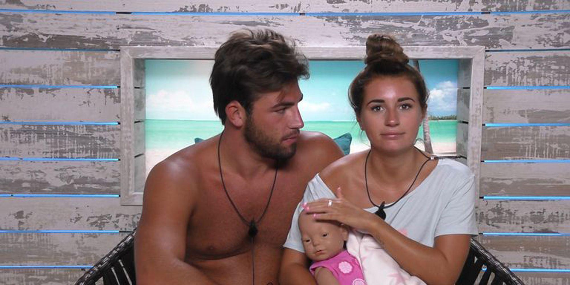 Love Island couples