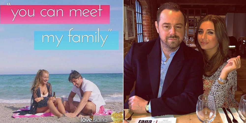 Danny Dyer just said something adorable about daughter Dani being on Love Island