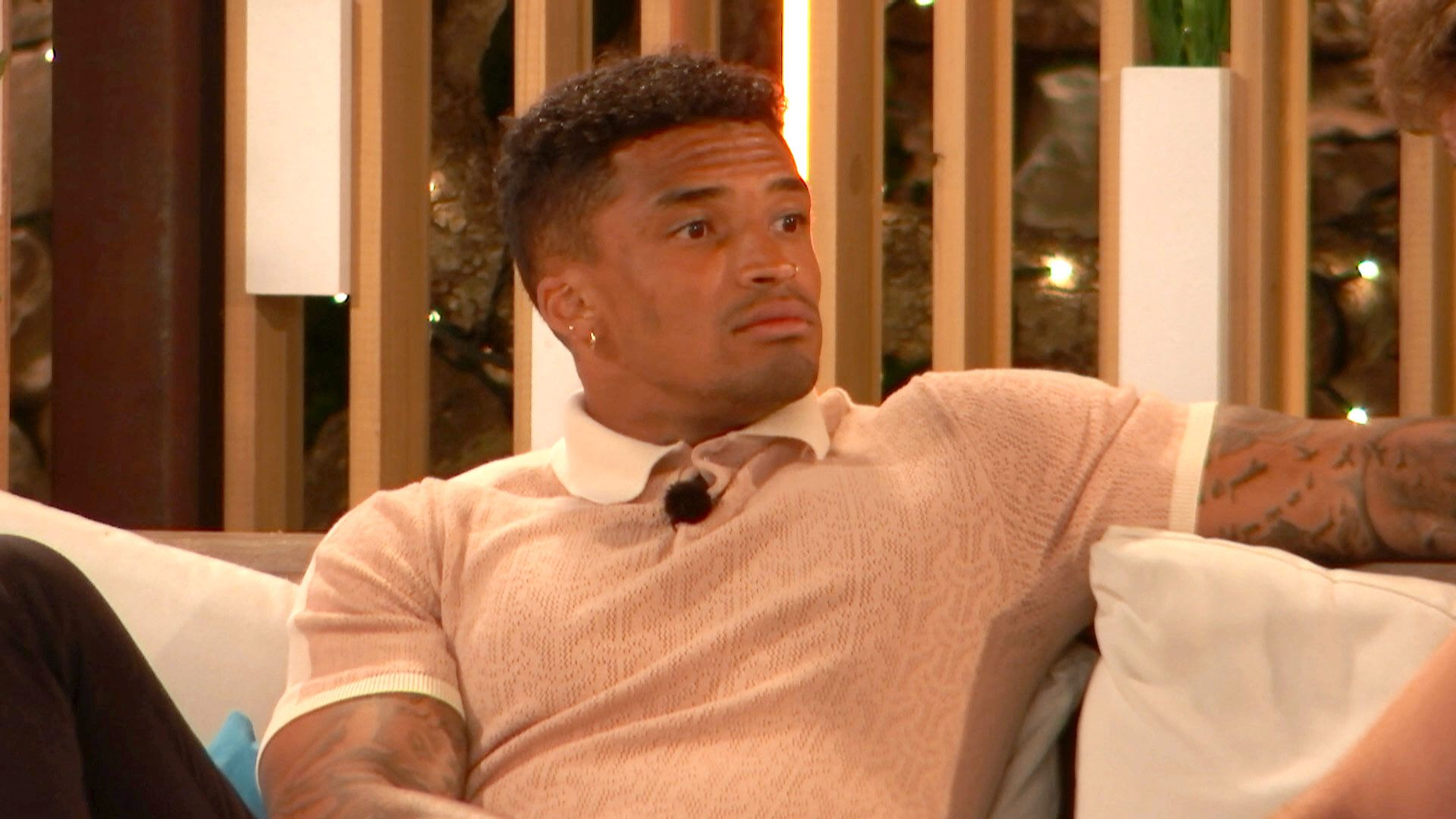 Love Island fans can't deal with Michael Griffiths' funny comment about his nephews