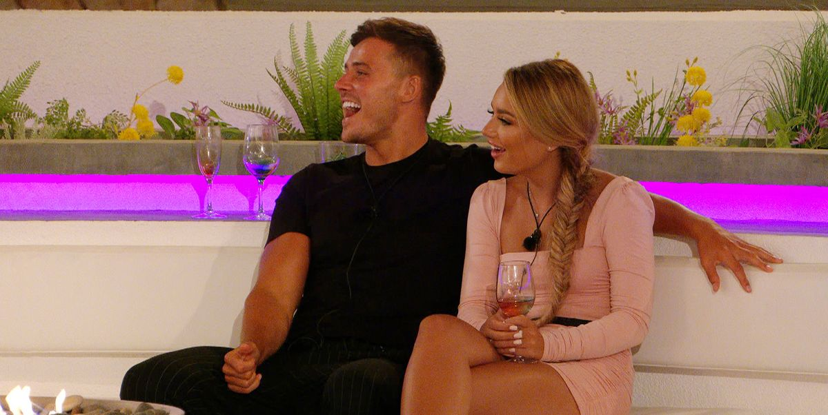 Love Island's Brad says scenes between him and Lucinda had been edited out