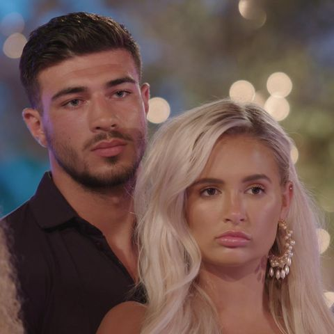Love Island day 36 - Tommy and Molly-Mae