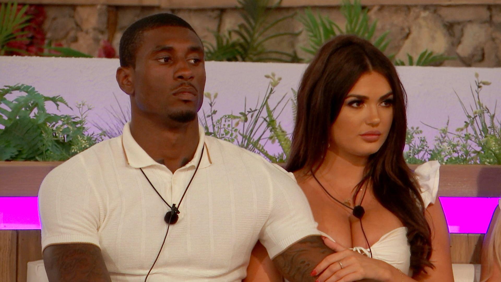 Love Island's India Reynolds responds to claims she cheated on Ovie Soko