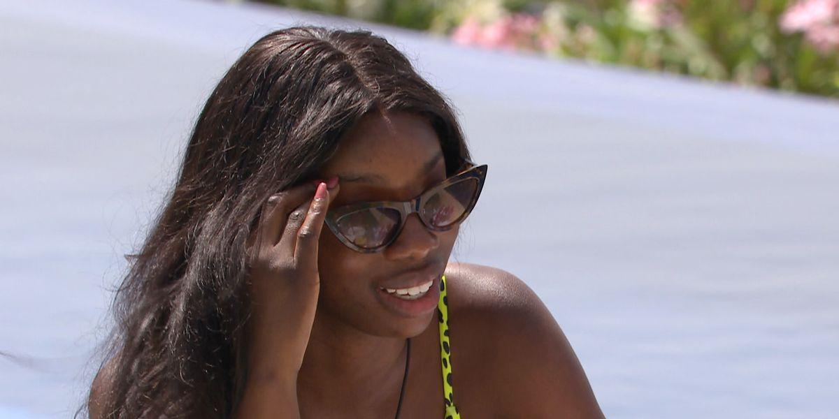 Love Island's Caroline Flack Explains Yewande Biala's Lack