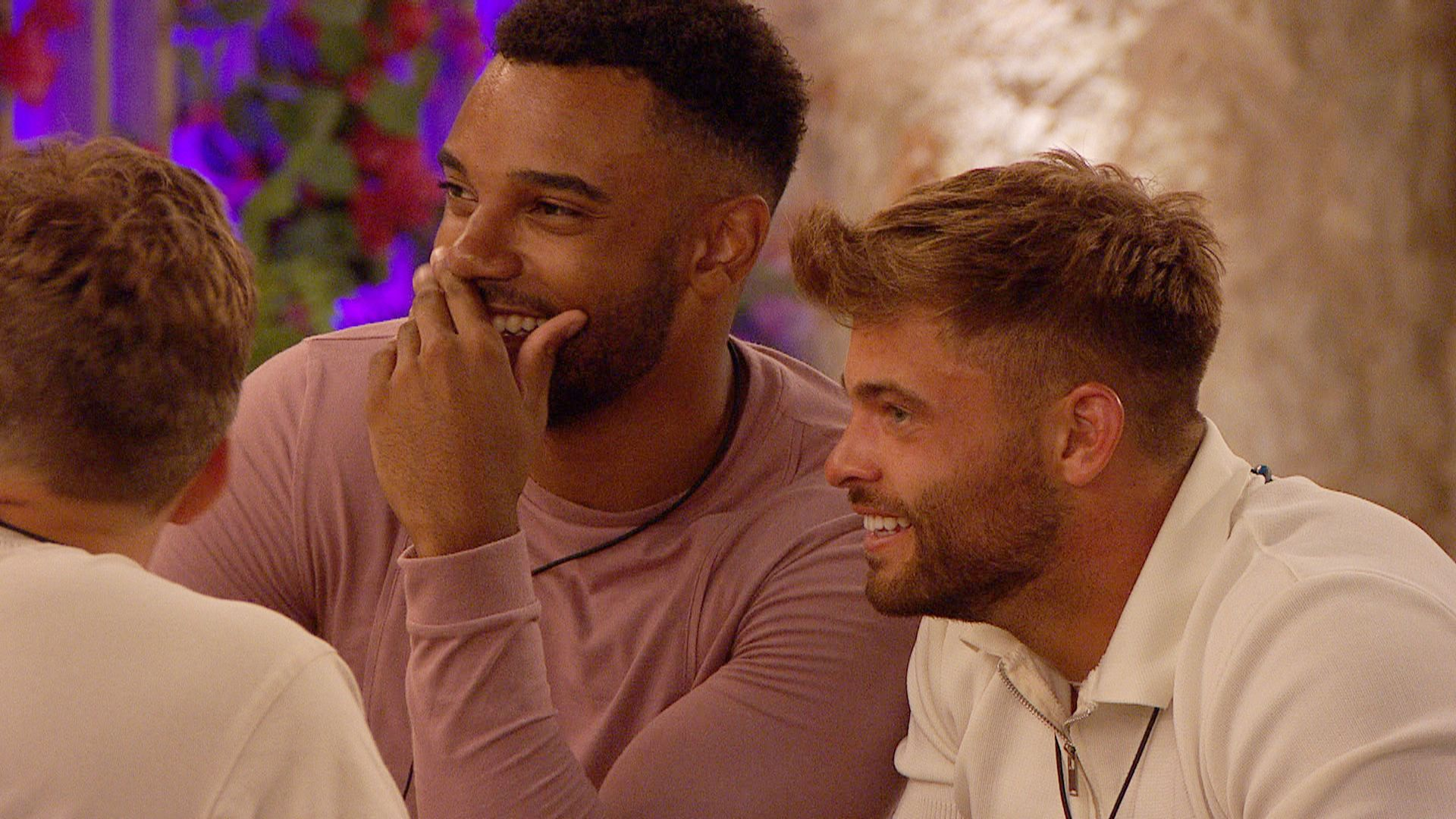 Love Island fans accuse Jake of playing a game by leading boys astray