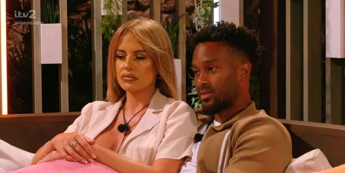 Love Island receives file complaints over Faye and Teddy postcard fallout