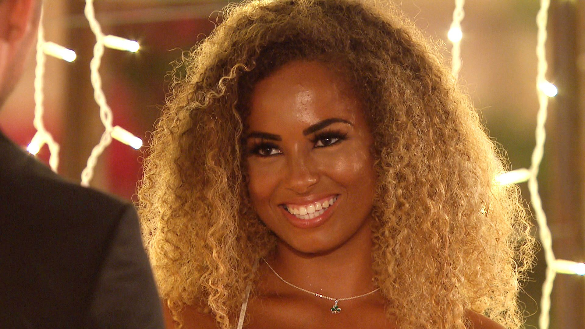 Love Island's Amber Gill addresses Dancing on Ice rumours
