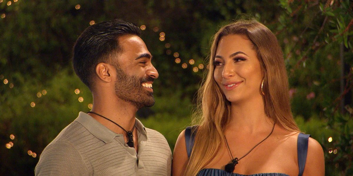 Love Island's Nas Reveals Update About His Relationship Status