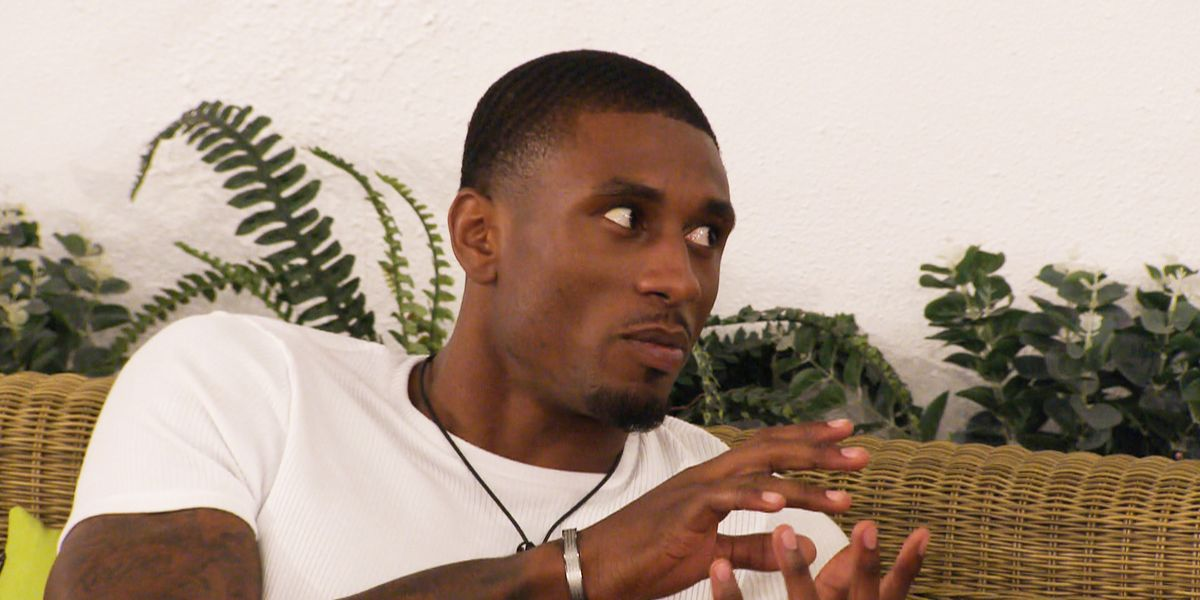 "Love Island's Ovie says ""blame the show"" for so many recouplings"