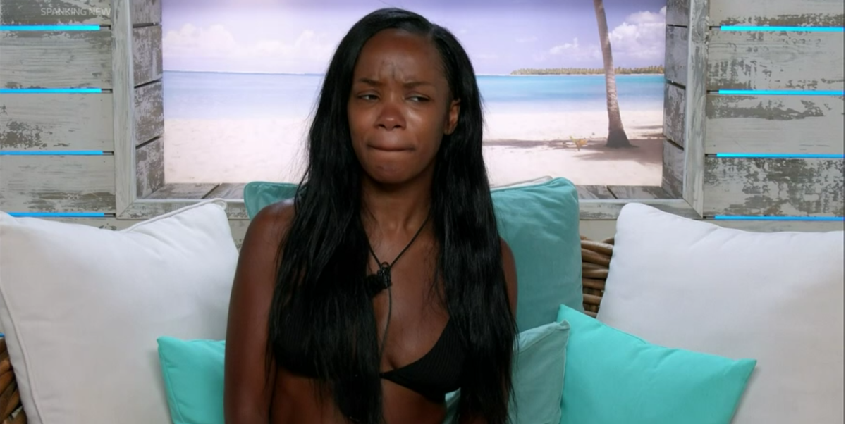 Love Island's dumped islander Rachel Finni explains her secret villa crush