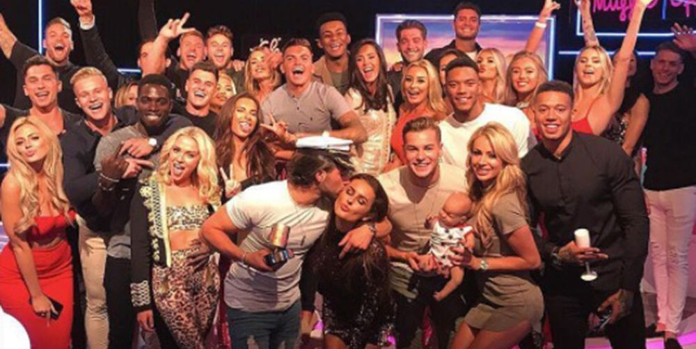 Love Island Reunion afterparty - all of the photos form their big night out