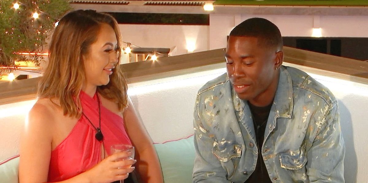 Love Island's Sharon responds to Aaron's divisive feedback about her within the villa